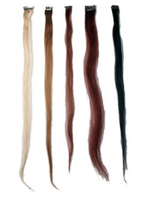 Clips capelli veri