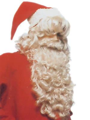 Parrucca Babbo Natale