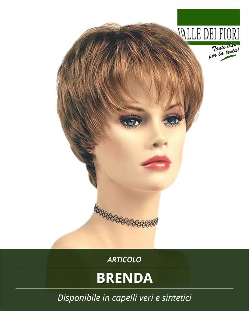 Parrucca donna Brenda