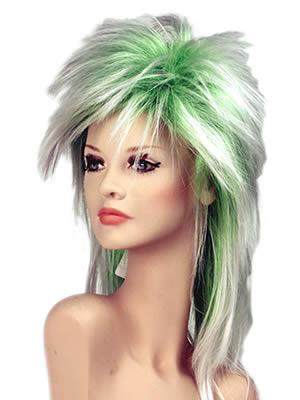 Parrucca Crazy Wig