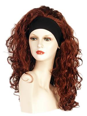 Parrucca donna con fascia