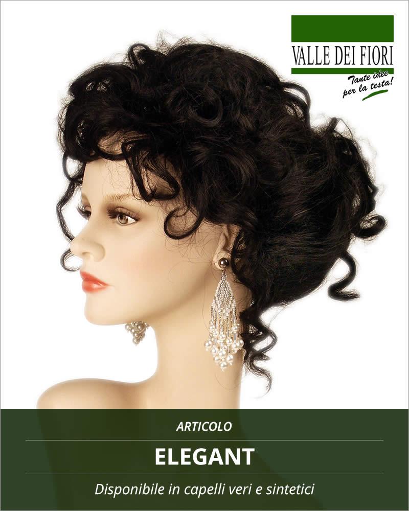 Parrucca donna Elegant