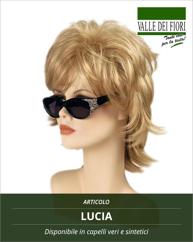 Parrucca donna Lucia