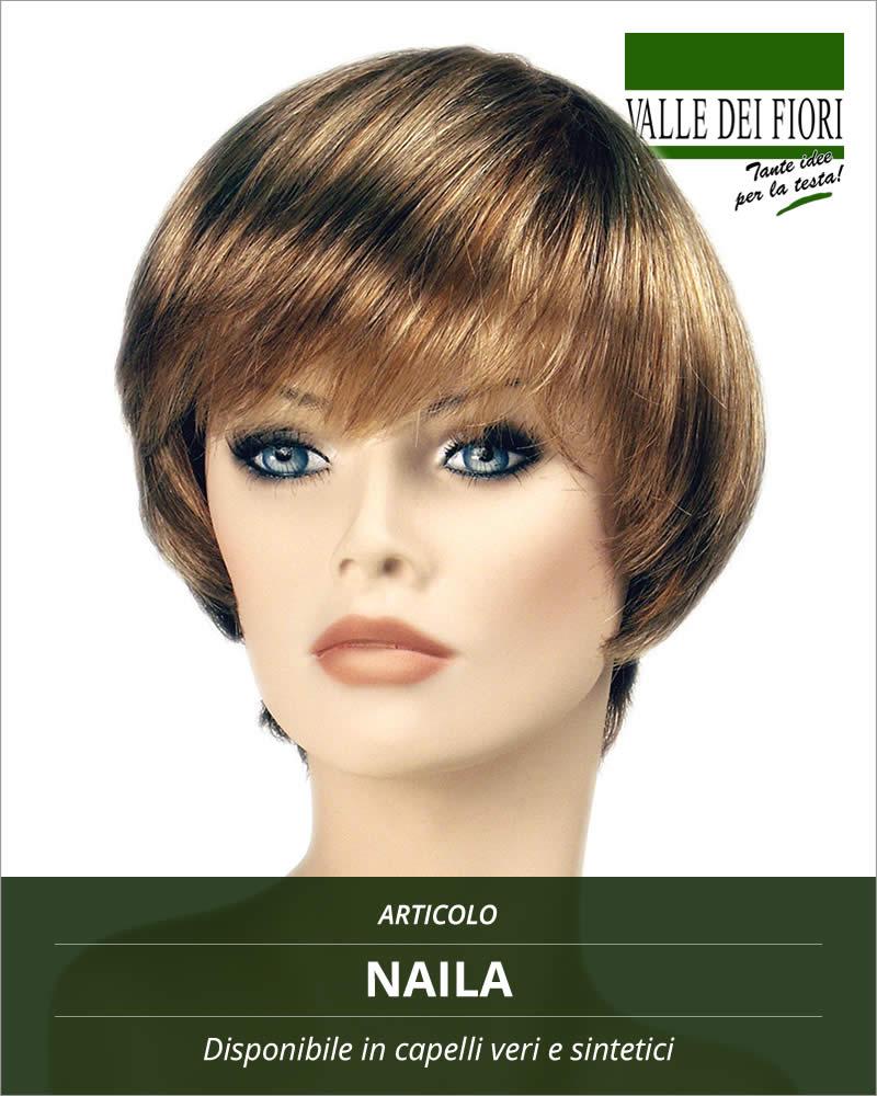 Parrucca donna Naila