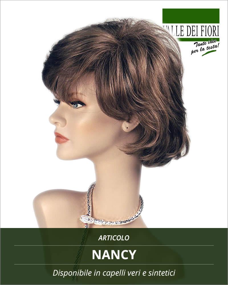 Parrucca donna Nancy
