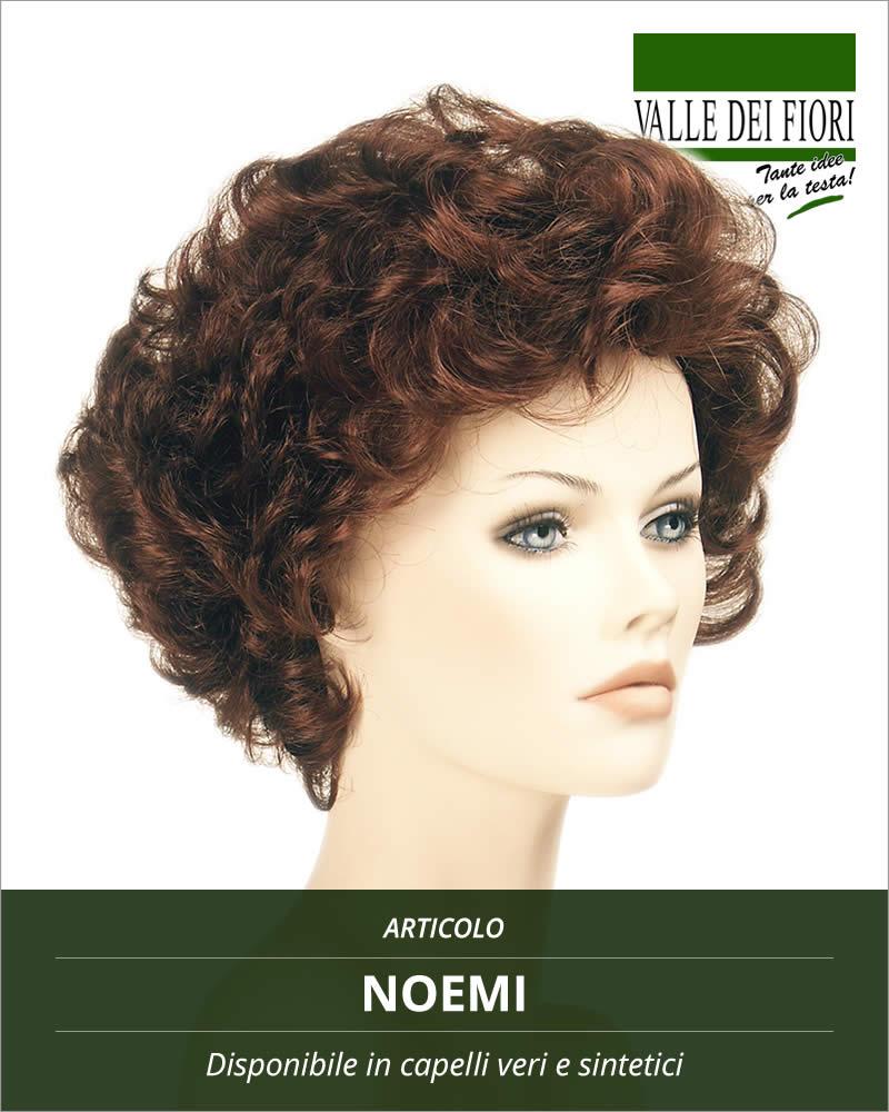 Parrucca donna Noemi