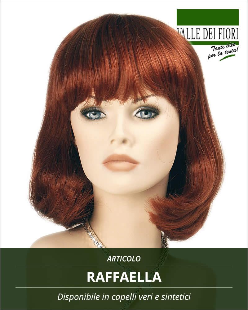 Parrucca donna Raffaella