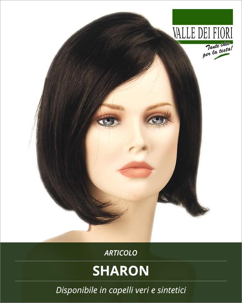 Parrucca donna Sharon