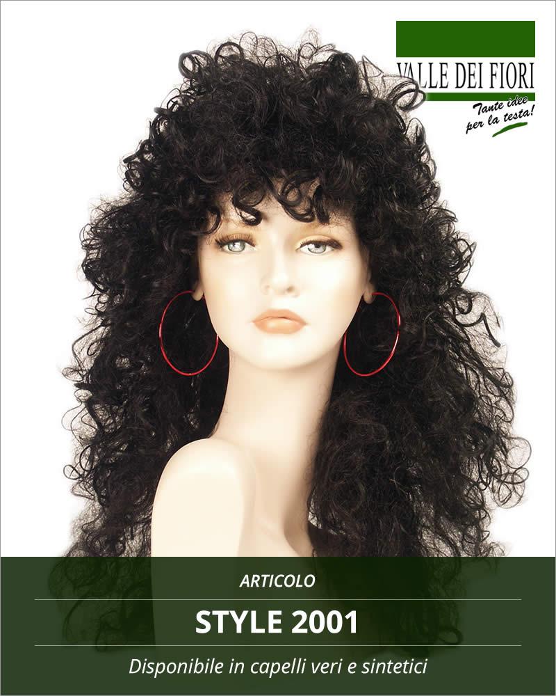 Parrucca donna Style 2001