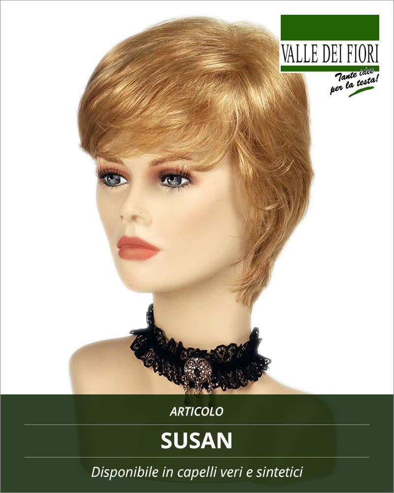 Parrucca donna Susan