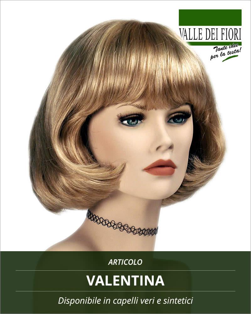 Parrucca donna Valentina